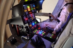 Cockpit BO 105
