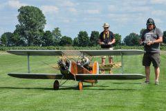 Oldtimer Großmodellflugtag
