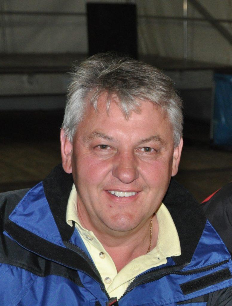 2. Vorstand Ottmar Heckl