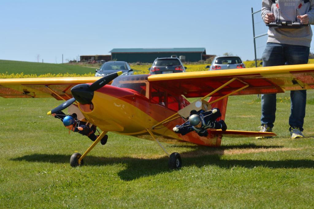 Schleppflugzeug von Phlipp Kaindl