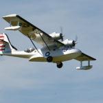 Wasserflugzeug Catalina
